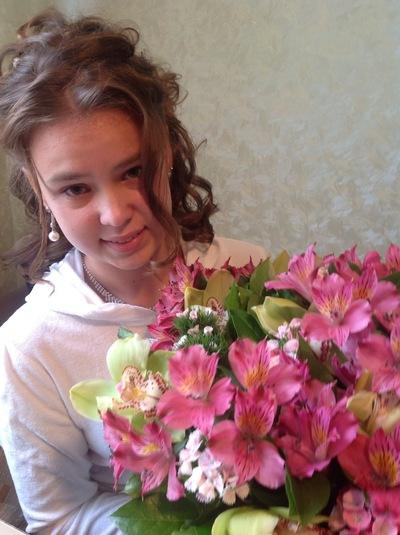 Настя Макеева, 17 февраля , Москва, id4032577
