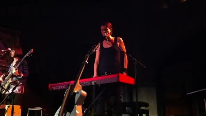 Heather Peace - Closer (Union Chapel, London 28th Now 11 Mov)