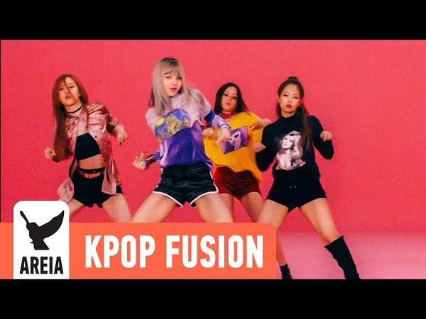 BLACKPINK - Whistle (휘파람) | Areia Kpop Fusion 16 REMIX