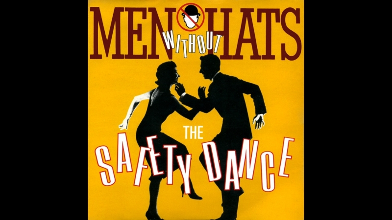 Men Without Hats - Safety Dance (ZDF.1982)