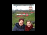 Наша любимая Бабуля в гостях у Мурманска!!!!! под музыку Мама это для тебя))) - С Днём рождения Мамочка)))!!!! Я тебя очень Лю