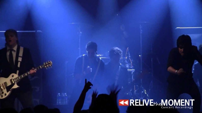 2012.06.14 Crown The Empire - Wake Me Up (Live in Joliet, IL)