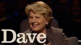 Sandi Toksvigs British Accent Is Fake Alan Davies As Yet Untitled Dave