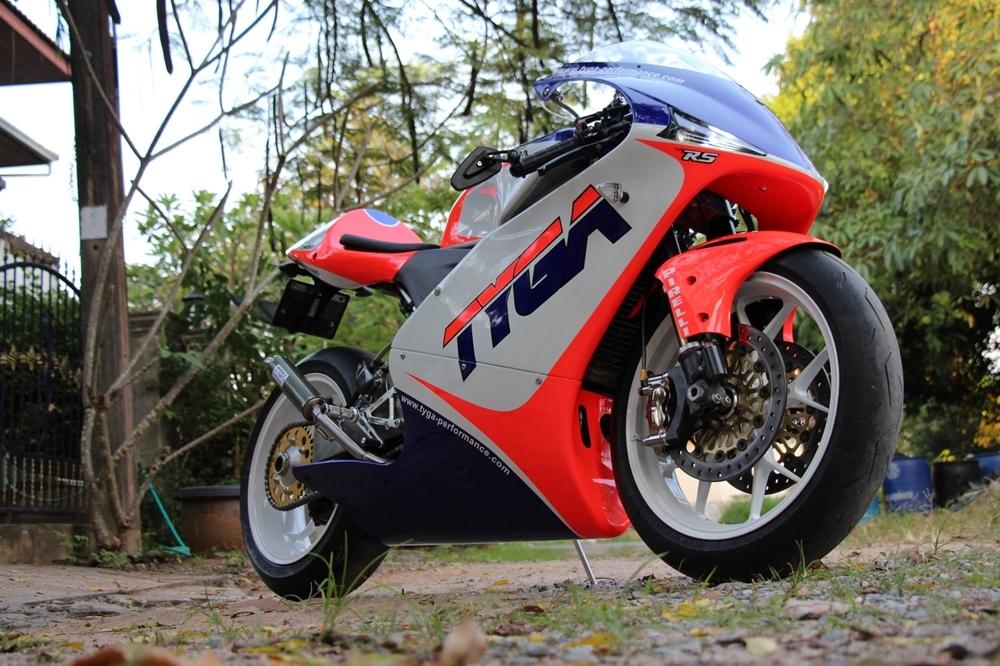 Tyga Performance: спортивный мотоцикл Honda Street NX-5