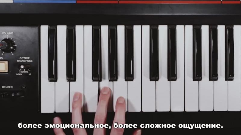 Deep House presents Как Ларри Херд сделал хаус музыку глубокой с переводом Selector HD 720