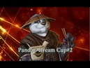 Panda's Dream Cup 1x1 2 Casters Rays LoveLost Fingon