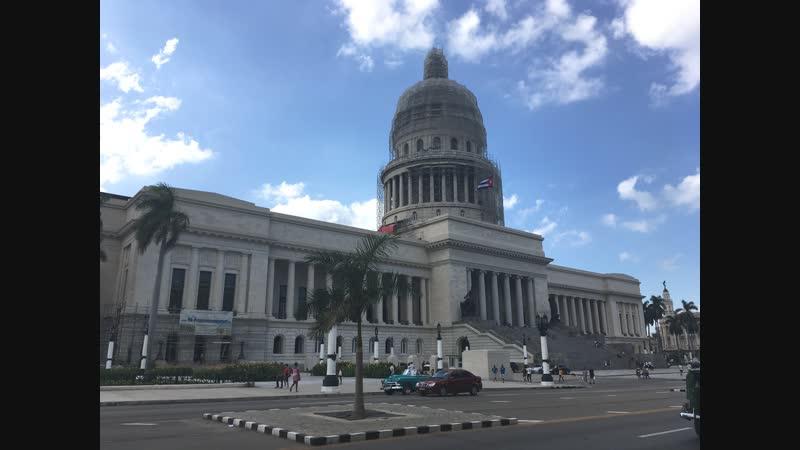 Куба (Часть вторая, Гавана)