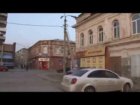 Старый город. Камышин