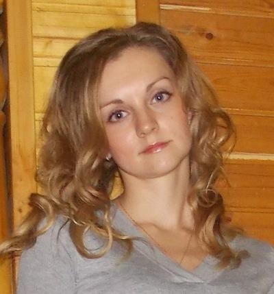 Татьяна Васильева, 27 июня 1984, Кострома, id17047849