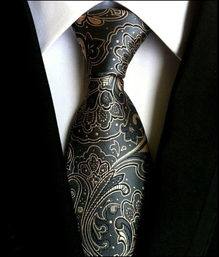 Элегантный галстук -