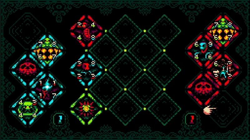 Долгая потная игра с Ростиком Карты в игре Skelly Selest