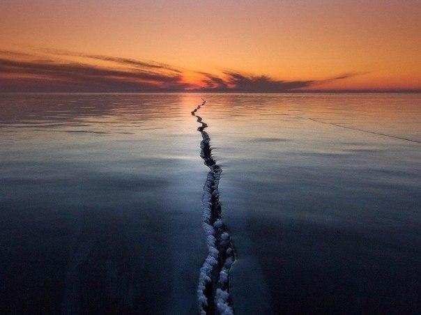 Байкальский разлом