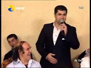 İsrail Məmmədov, Niyameddin Musayev & Nasim Memmedov  AY ZAUR'da