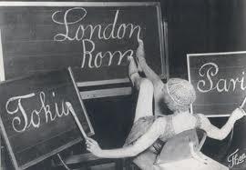 Thea Alba «Женщина с десятью полушариями» так в шутку называли уникальную немку, которая могла одновременно писать каждым своим пальцем, ногами и ртом,