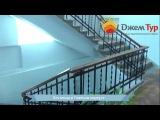 jamtour.org дом отдыха Мидель-Гагра (Гагра, Абхазия) лестница в Главном корпусе