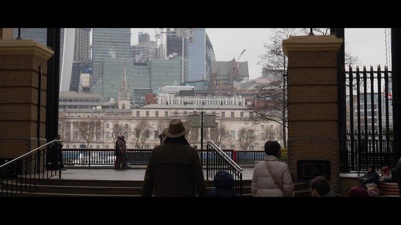 Panasonic LUMIX GH5S 4K Cinematic Film test in London (UK)