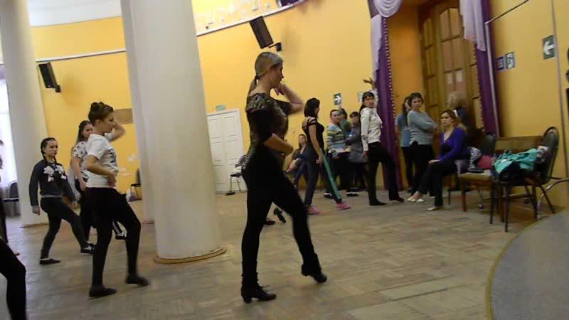 МАСТЕР КЛАСС «Зажигательные ритмы латиноамериканской программы» от Марии Глазычевой (6)