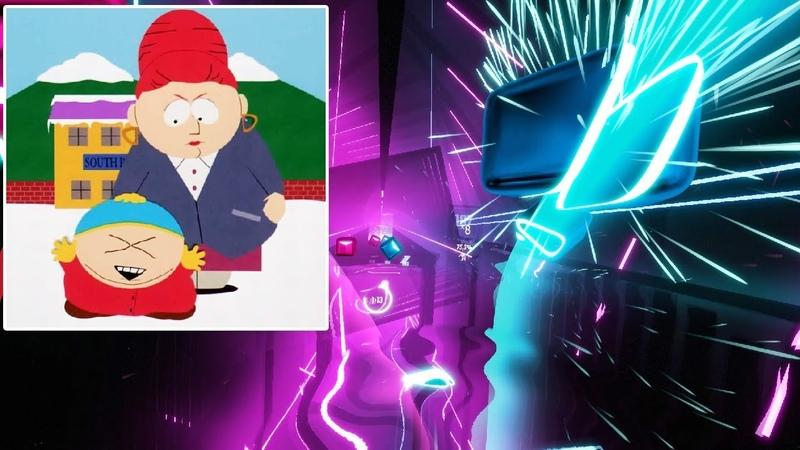 Beat Saber | South Park - Kyle's Mom's a Bitch