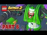 Bangkitnya Robot Penghancur Joker - Lego Batman 2 DC Super Heroes