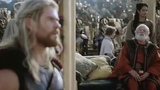 Thor Ragnarok Theatre Scene part 4 Odin Loki 'Oh shit' scene