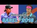Alexei Popyrin vs Alexander Zverev HIGHLIGHTS BASEL 2018