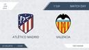 AFL19. Spain. La Liga. Day 7. Atlético Madrid - Valencia.