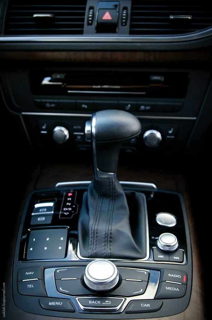Audi A7 s-tronic