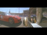 mcr2014 Terry Grant and Ferrari
