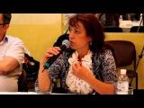 Ирина Попова на Изборском Клубе Новороссия