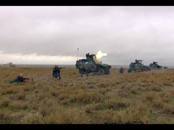 На что способны пограничники Азербайджана? Безупречная работа группы быстрого реагирования ГПС