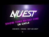 Spot NUEST en Chile - ETC TV