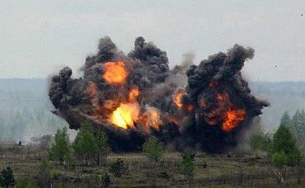Три украинских снаряда разорвались в Ростовской области рядом с погранпунктом таганрогской таможни