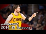 Kevin Love Full Highlights 2015.02.08 vs Lakers - 32 Pts, 10 Rebs, 7 Threes!