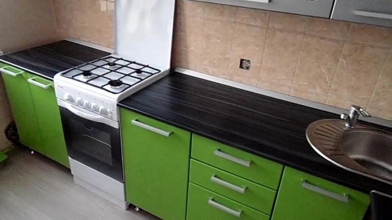 Как сделать кухонный гарнитур своими руками Часть 2 (сборка)