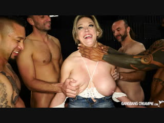 Dee williams [pornmir, порно вк, new porn vk, hd 1080, 5 creampies, creampie, creampie eating, gangbang, interracial, milf]