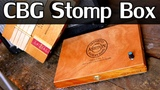 How To Make A Stomp Box &amp Electrify Cigar Box Guitars - NightHawkInLight
