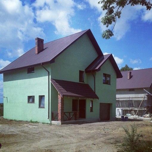 Продам дом 2-этажный дом 156 м2 (пеноблоки) на участке 5.5 сот., 4 км до города Расположение