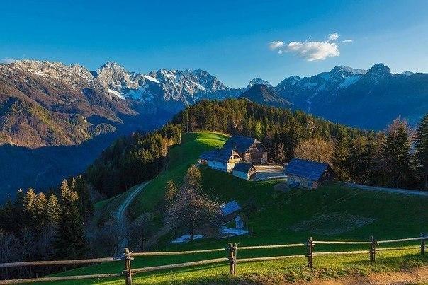 Долина Логар, Словения