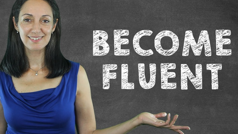 How to Speak and Write English Fluently