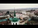 Аэросъёмка Улан Удэ Байкальск Aerial Footage Ulan Ude Baikalsk