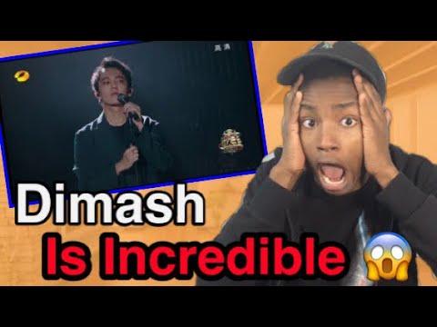 DIMASH - A SOULS PLEA FOR HELP REACTION!!