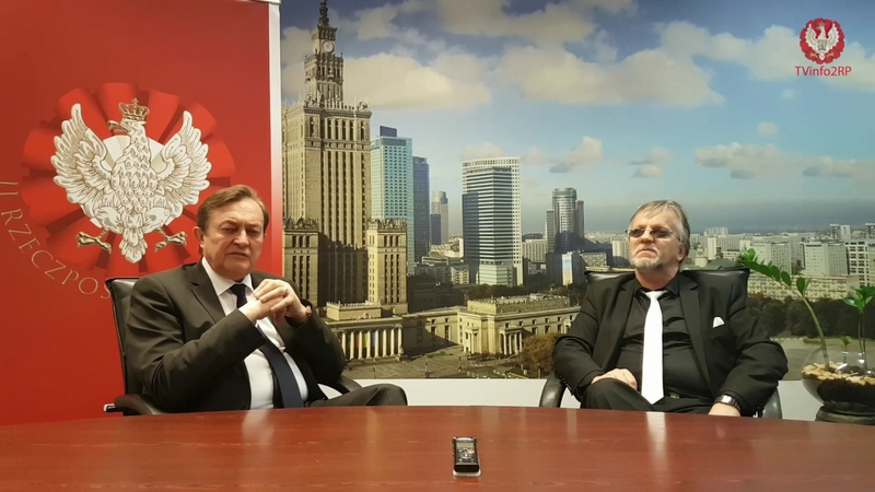 Jan Zbigniew Potocki - Prześladowanie II RP
