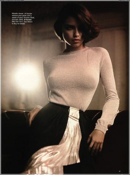 Adriana Lima by Glen Luchford