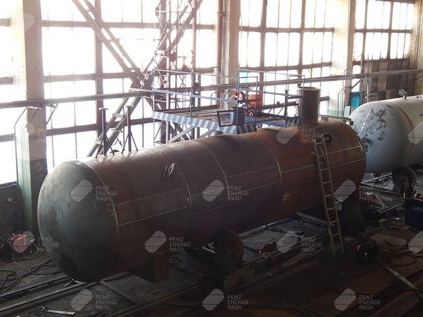 Производство емкостей СУГ 2000-1,6-25-П1