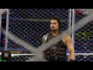 (WWE Mania) Brock Lesnar (c) vs Roman Reigns (Greatest Royal Rumble 2018)
