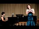Mozart - Parto, parto... Natalya Boeva mezzo-soprano, Anna Korotaeva piano