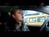 Зима. Город. Тест-драйв КИА Спортейдж 2011-2012 NEW
