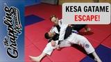 Kesa Gatame Escape - The Basics