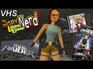 Angry Video Game Nerd 159 - Tomb Raider - VHSник