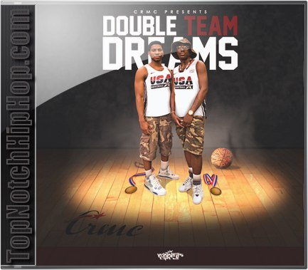 Fats, Barz, Young Savage , Young Chief, Goldie, CRMC, Crush Records - Double Team Dreams - 2012